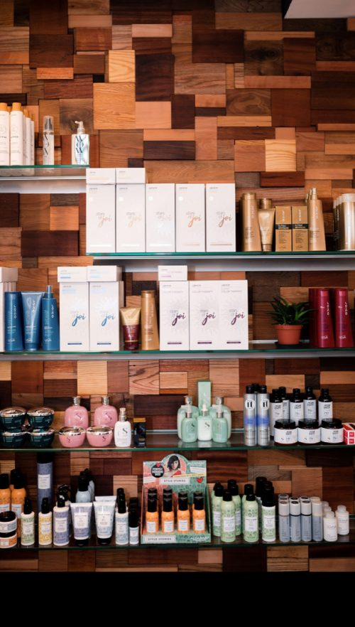 Haircare packages